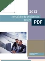 PORTAFOLIO DE EVIDENCIAS 1°ME