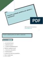 Trinomio Cuadrado Perfecto Por Adicin y Sustraccin345