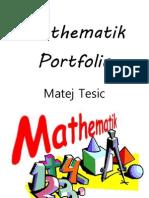 Mathematik Portfolio