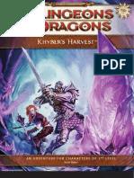 D&D 4E Khybers Harvest