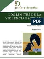 LIMITES VIOLENCIA
