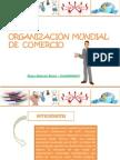 Organización mundial de comercio