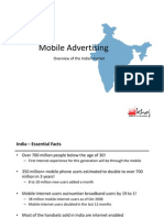 Mobile Advertising in India