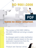 ISO 9001:2008 Edition