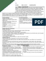 UBD Draft with feedback