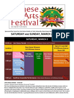 Chinese Arts Festival