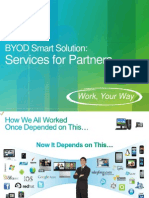 smart solutions for byod