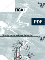 Modelacion Cinematica Directa de Robots