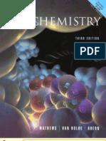 Bioquimica - Biochemistry (Mathews 3Rd Ed)