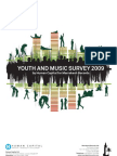 Youth and Music Survey 2009 (c) Marrakesh Records Ltd