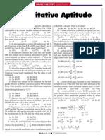 Quantitative Aptitude9