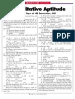 Quantitative Aptitude14