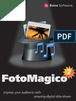 FotoMagico Manual