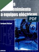 76813800 Pruebas y Mantenimiento a Equipos Electricos