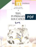 TEFL in Primary Education