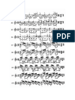 120 Right Hand Studies for Classical Guitar