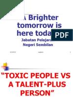 Talent+ Person
