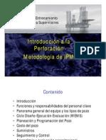 12 Introducción a la Perforación - Metodología IPM