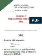 XML Representation of Data