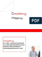 Mapping Competency of Manpower
