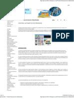 Procesosbio - Control de Procesos Industriales