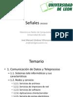 Señales ERC0102 octubre 2011