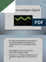 Conversor analógico-digital
