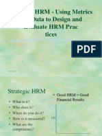 UNIT ONE- Introduction to Strategic HRM