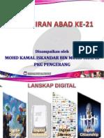 Kemahiran Abad21 & Pedagogi Dalam Pendidikan_terkini