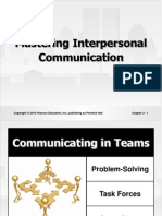 Mastering Interpersonal Communication