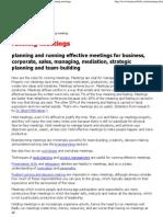 meetings, how to run corporate meetings, and planning meetings.pdf