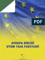 Avrupa Birligi Uyum Yasa Paketleri