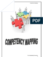 project report on Competency Mapping