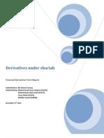 FD REPORT