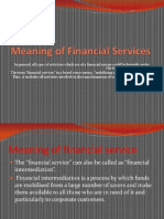 Meaning of Financial Services (2)