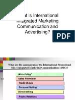 imc ppt INTERNATINAL  COMMUNICATION
