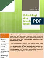 Patobiologi & Imunologi Karies Fix