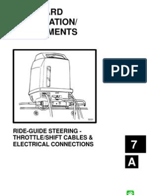 Mercury Outboard Motor Installation Guide   Nut (Hardware