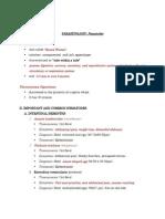 Parasitology (Nematodes)