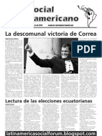 `Foro Social Latinamericano', Green Left Weekly's Spanish-language supplement, March 2013 issue