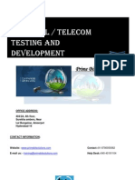 New Protocol- Telecom Testing and Development (1)