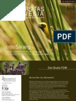 Biodiversitas Indonesia Daftar Isi Vol. 1 No. 1 2011