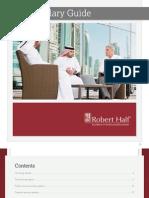 UAE Salary Guide 2013