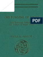 Almond Press the Forging of Israel, Iron Technology Symbolism and Tradition in Ancient Society (1990)