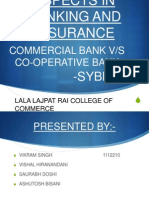 commercial bank vs cooperative bank