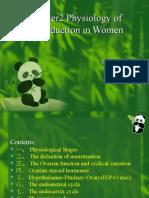 妇产科第二章小熊猫PPT模板