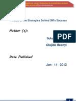 3m Strategies Reviewed2