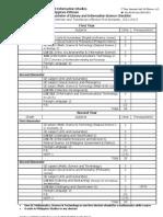 11 - BLIS Checklist (1)