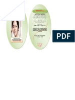 Brosur Kosmetik Munet Emulsi