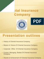 33, 34, 35,Oriental Insurance Company